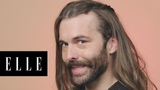 Queer Eye's Jonathan Van Ness Gets Game of Thrones Braids ELLE