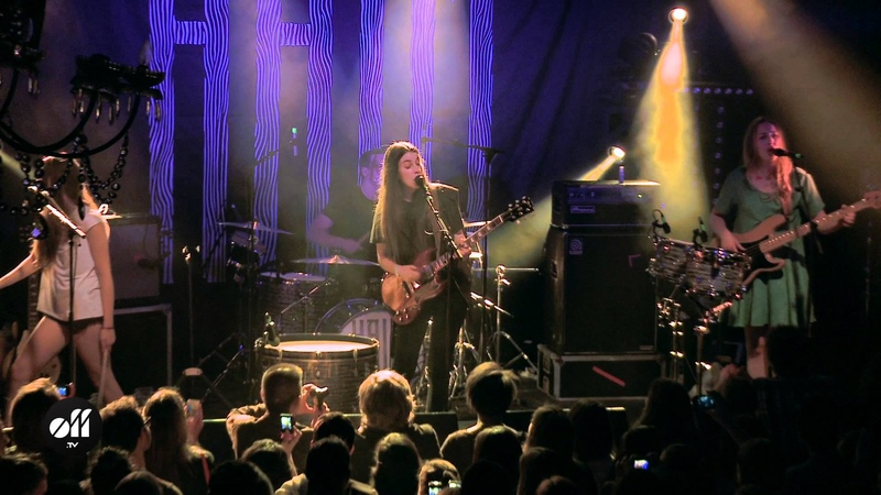 OFF LIVE - Haim « Don't Save Me »
