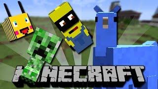 LUSTIGER Minecraft FILM 2 (mit vielen Mods)