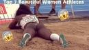 Track Field - Top 7 Beautiful Women Athletes ● HD ●