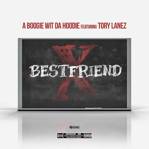 A BOOGIE WIT DA HOODIE альбом Best Friend (feat. Tory Lanez)
