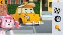Робокар Поли Спасатель .Машинки Игры для Детей. Встречаем Новый год