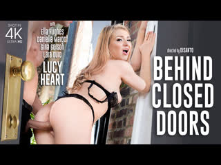 Behind closed doors by private  / trailer
