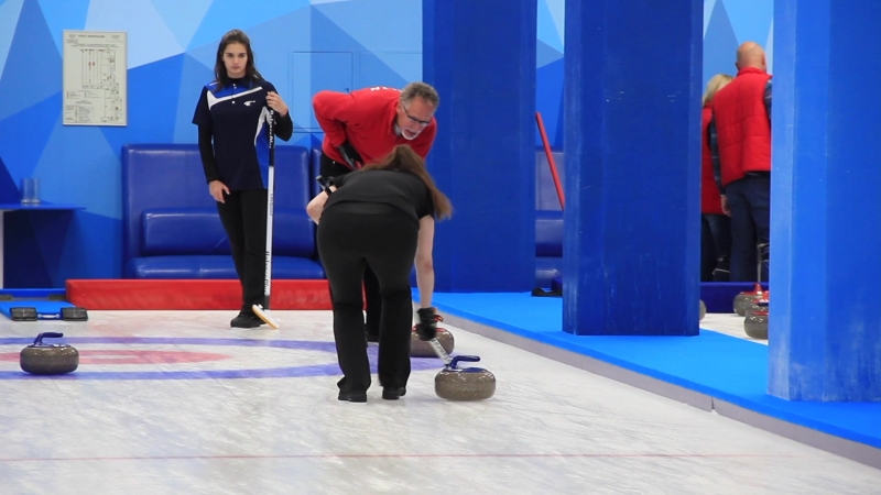 MosCC Summer Curling Cup'18