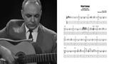 Nocturne - Laurindo Almeida (Transcription)
