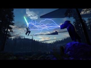 Star Wars Battlefront PS4 - Официальный трейлер на Русском