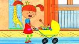 Мультик - Жила-была Царевна - Все серии подряд! Сборник мультфильмов для детей