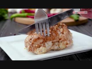 Куриные грудки с гречкой - Рецепты от Со Вкусом