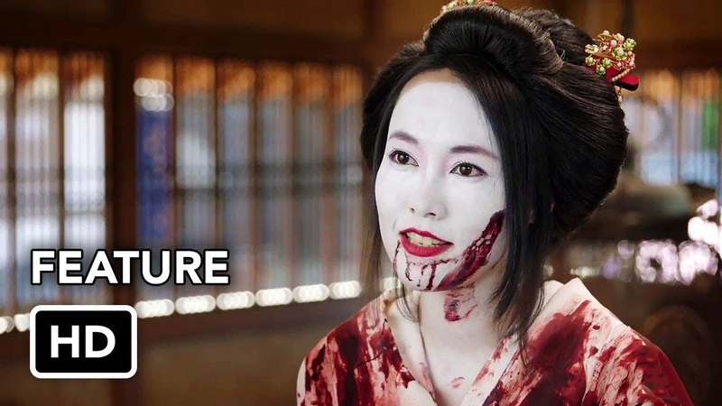 Westworld 2x05 Inside Akane No Mai (HD) Shogun World Behind the Scenes