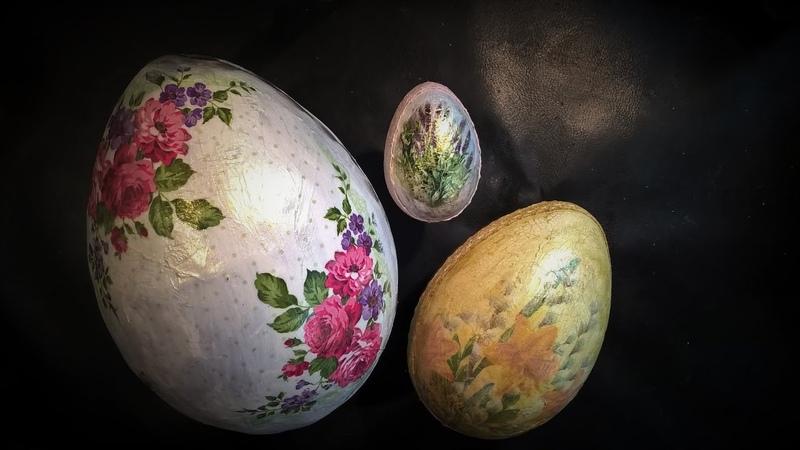 Jak ozdobić jaja domowym decoupage DiY - Pomysły plastyczne dla każdego