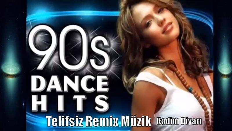 80s 90s En İyi Yabancı Dans Müziği!(Da Ba Dee) - Best Dance Music Hits 90s Remix Hd! Kadim Diyarı
