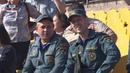 Команда из Макеевки стала победителем соревнований по пожарно-спасательному спорту в Енакиево