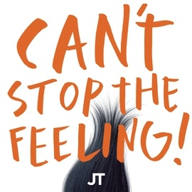 "Justin Timberlake альбом CAN'T STOP THE FEELING! (Original Song from DreamWorks Animation's ""TROLLS"")"