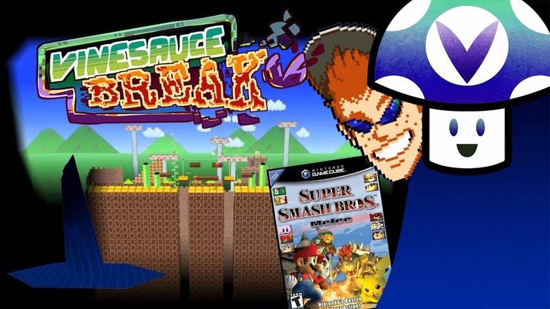 [Vinesauce Break] Vinny Shesez - Boundary Break: Super Smash Bros. Melee