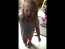 Kid tries her first taste of Marmite and starts crying