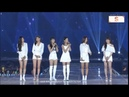 (180802) APINK (에이핑크) I'M SO SICKFIVELUV @KOREA MUSIC FESTIVAL 2018