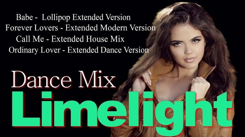 Limelight - Dance Mix ( Compilation ) İtalo Disco