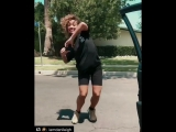 DaniLeigh – In My Feelings Challenge