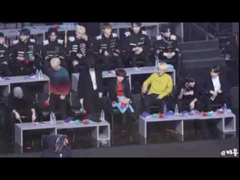 LIVE - BTS Reaction to BIGBANG 'Bang Bang Bang' (Cover) @ GOLDEN DISK AWARDS GDA 2019 DAY 2