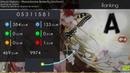 Osu!   Azerite   Aitsuku - Monochrome Butterfly [Uniform] HD,DT   99.74% 1xmiss   768pp 2 8.51★