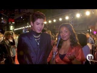 [VIDEO] 180830 Kris @ Universal Music CA Twitter Update
