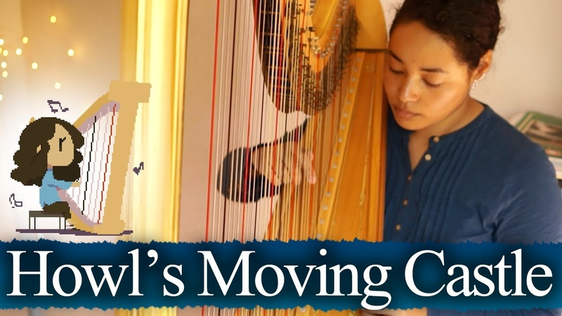 Howl's Moving Castle - Merry-Go-Round of Life (Harp)