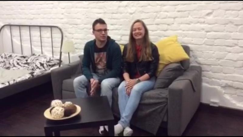 Видеоотзыв о квартире-студии на пер. Дмитровском