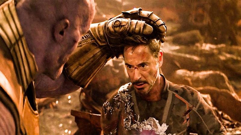 Iron Man Vs Thanos Fight scenes HD | Avengers Infinity War
