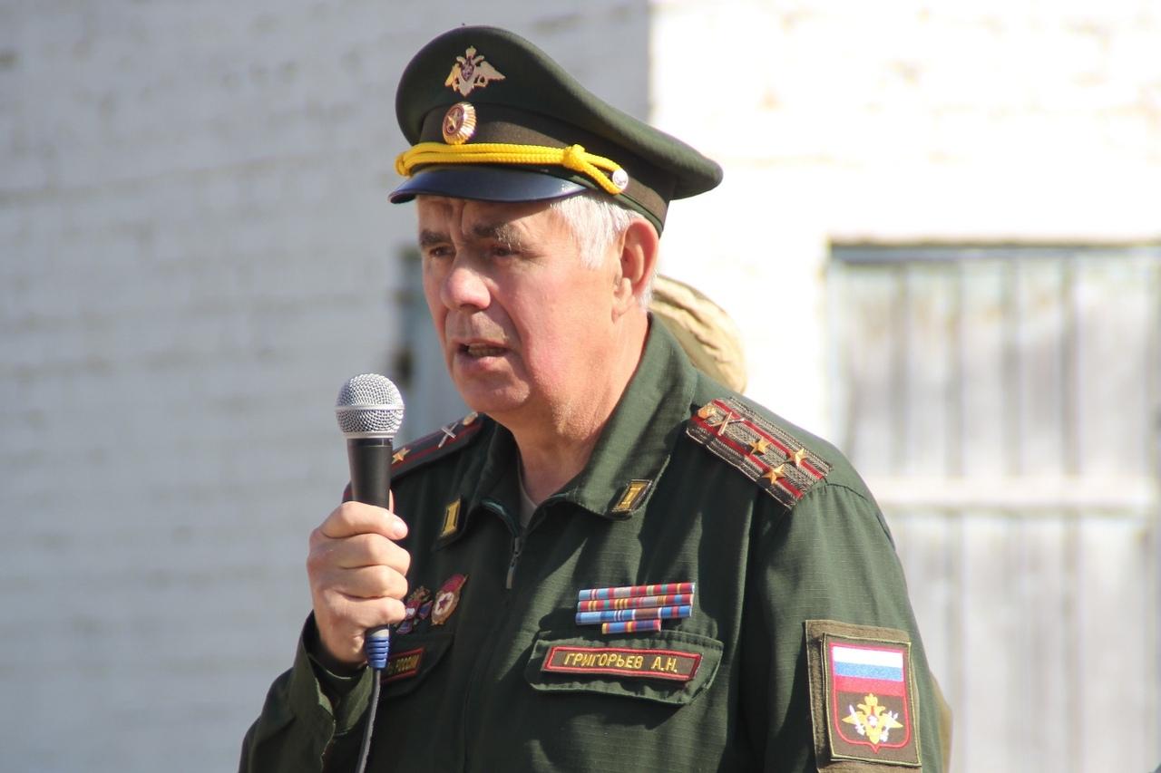 А.Н. Григорьев