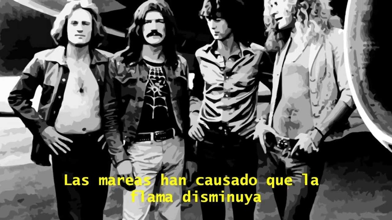 Led Zeppelin-All My Love (Subtitulada en Español)