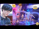 GOT7 YUGYEOM Accident while Performing on Stage (All Scenes)