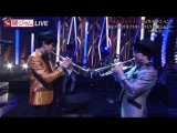 (Live) Tokyo Ska Paradise Orchestra x Kanjani8 Musekinin Hero (Kanjam Kanzennen Show 2018.07.08)