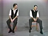 Gene Kelly and Donald O'Connor - Sitting dance