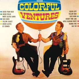 The Ventures альбом The Colorful Ventures