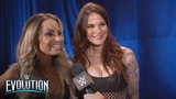 The secret to Trish Stratus and Lita's winning teamwork WWE Exclusive, Oct. 28, 2018