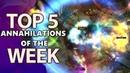 HoN OMG | Top 5 Annihilation Of The Week 3/2/2019