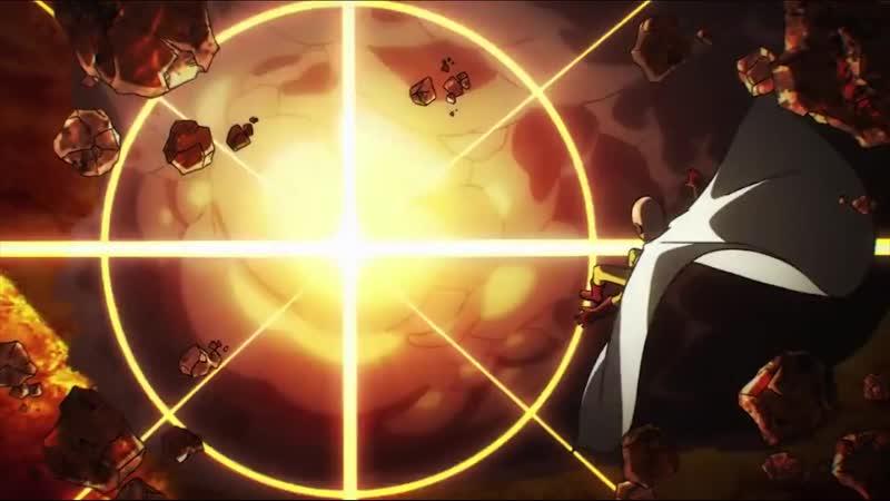 Ванпанчмен Сайтама vs Геноса