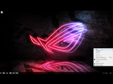 ASUS Neon Sign