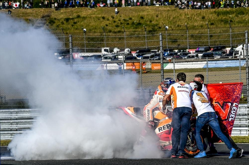 Фотографии Гран При Мотеги 2018