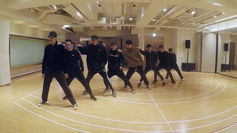 EXO エクソ 'Electric Kiss' Dance Practice