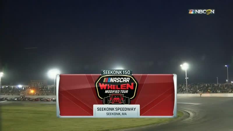 2019 NASCAR Whelen Modified Tour - Round 06 - Seekonk 150