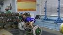 Шумихин Артур, 12 лет, вк 33 Т р до середины бедра 27 кг