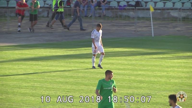 2018/19 Авангард Краматорськ - Волинь 0:1. Огляд матчу