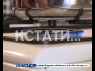 Более 100 км газовых сетей будут построены в Нижегородской области