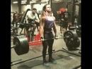 Сара Льюис - тяга 236 кг