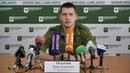 Брифинг представителя Народной милиции ЛНР о ситуации на линии соприкосновения