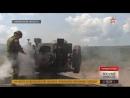 Тысячи новобранцев принимают участие в учениях Западного военного округа