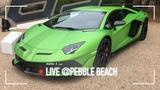 Lamborghini Aventador SVJ, 770 CV e aerodinamica 2.0 Pebble Beach 2018