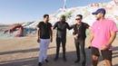 """Cali Y El Dandee on Instagram: """"Nosotros seguimos muy contentos de haber grabado nuestra primera canción al lado del profe @fonsecamusic 🙌🏼💮🔝"""""""