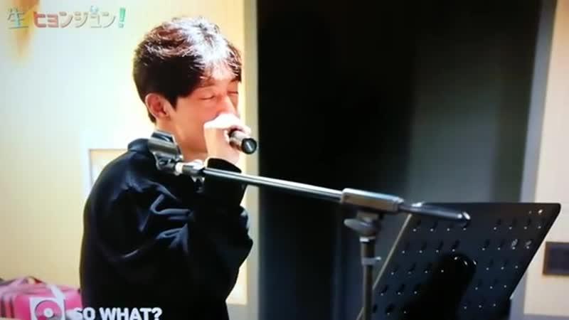 """Yu♡ …128140; on Instagram_ """"127808; ヒョンジュン128154;歌声128077;128538;128"""